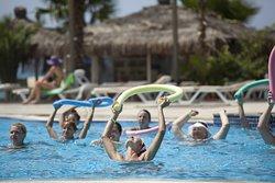 АНИМАЦИОННАЯ ПРОГРАММА АКТИВНОГО ОТДЫХА:  *Водная гимнастика