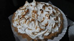 Lemon Pie Artesanal