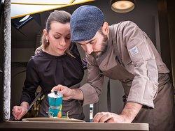 Chef Barracu Giuseppe e Rossella