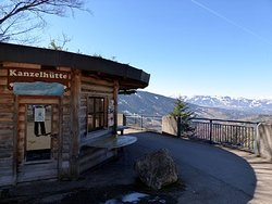 Aussichtpunkt Kanzelhütte