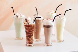 You don't need to go to heaven to find out what a milkshake is like, because we bring heaven to you in our milkshakes