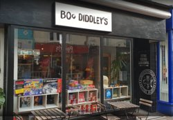 Boo Diddley's