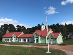 The Duke of Rothesay Highland Games Pavilion