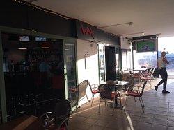 Wax Sports Bar