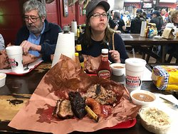 Possibly the Best BBQ in Texas
