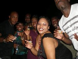 Best place to party in Barbados open air and just fun all night long