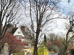 En ce début de printemps, la nature foisonne au Parc de la Mairie de Roissy-en-France
