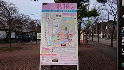 観桜会マップ