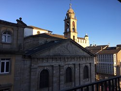 Iglesia de Santiago A Nova