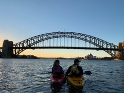 Fantastic way to see Sydney Harbour