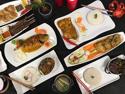 Authentic South East Asian Food