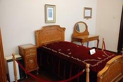 Yüce Atatürk'ün Yatağı