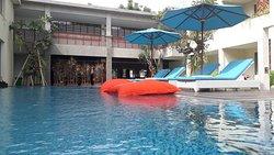 vakantieverblijf hotel Anja Jimbaran Bali