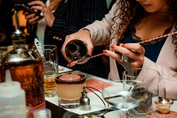 Woman's day event at Bar 44