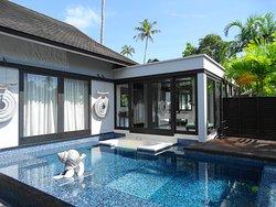 Anantara Mai Khao Phuket Villas - other villa I visited