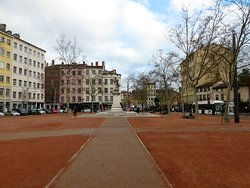 Place Croix-Rousse