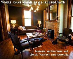 Feel the real experience  Stay Destination in Burlington:  Made INN Vermont B&B