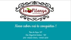 Rancho da Galega agora é LA PITANGA RESTAURANTE.  Mesma Chef, mesma equipe, mesmo local.  Um novo conceito de gastronomia e cardápio.  Venha conhecer.
