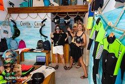 surfshop- Naxos kitelife kitesurfing school