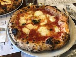 Amazing napolitan pizza
