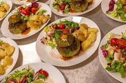 We cater for large groups