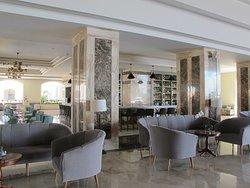 Main lobby bar