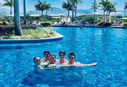 The Grand Bliss pool