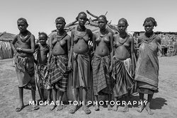 A visit to the Dassanech people in Omorate, the southern part of Ethiopia.