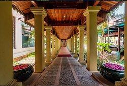Walkway Interior