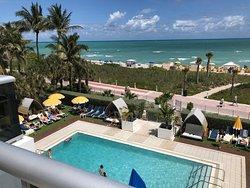 Nice Hotel on Miami Beach