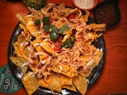 Nachos, tacos and party 😍