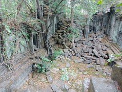 El templo misterioso