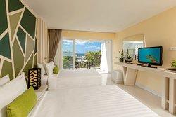 Balcony Deluxe room