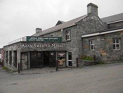 Aran Sweater Market, Inis Mór, Aran Islands - Home of Aran, Since1892