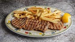Boneless Beef Cutlets.