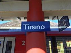 Tirano station