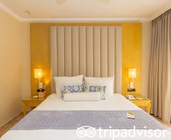 The Junior Suite at the Grand Palladium White Sand Resort & Spa