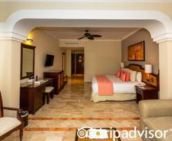 The Junior Suite Handicap at the Grand Palladium White Sand Resort & Spa