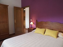 Apartamento 1: Dormitorio matrimonio (cama 150)