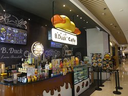 B Duck Cafe at Phase I