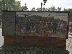 Mural de los 33 Orientales