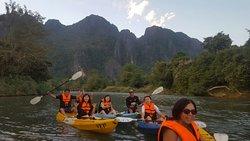 VLT Kayaking