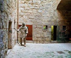 Museu d'Història Medieval de la Cúria-Presó, s.XIV