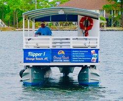 Flipper I - Dolphin Cruise