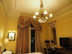 客室内の照明