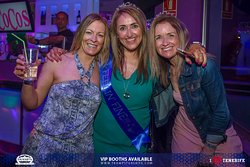 Hen Party Tenerife - Stag Party Tenerife - Boat Party Tenerife