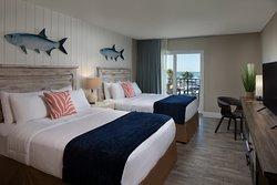 Queen Marina View room