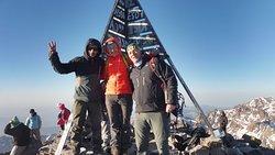 summit (Toubkal)