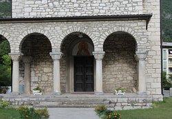 Archi ingresso Temple of Saint Sava