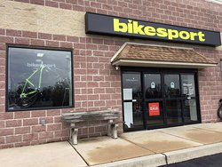 We welcome you to stop by, easily park in our large parking lot, test ride our bikes, and have your bike repairs done.
